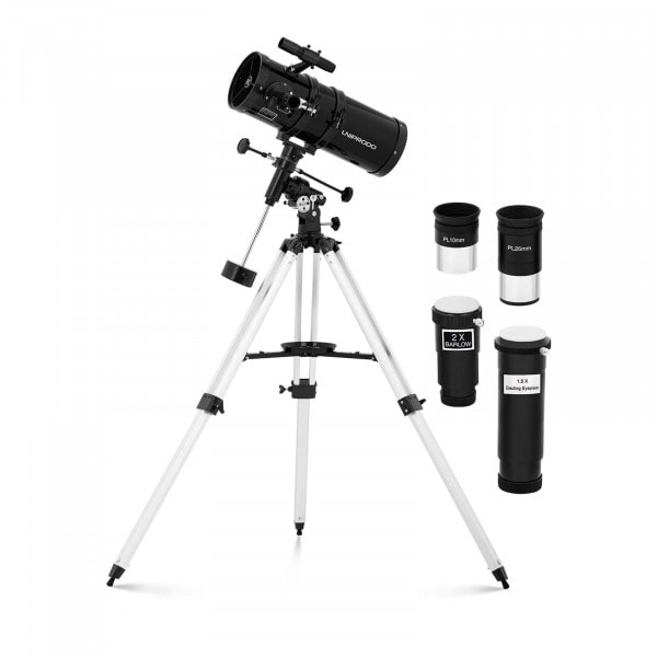 Brugt Teleskop - 150 mm - 1.400 mm - inkl. trefod