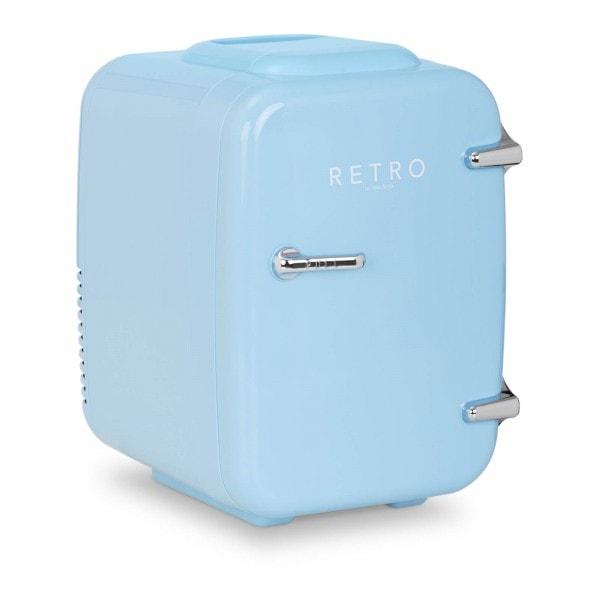 Brugt Mini-køleskab - 4 l - blåt