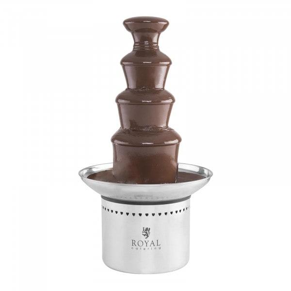 Chokoladefontæne - 4 etager - 6 kg
