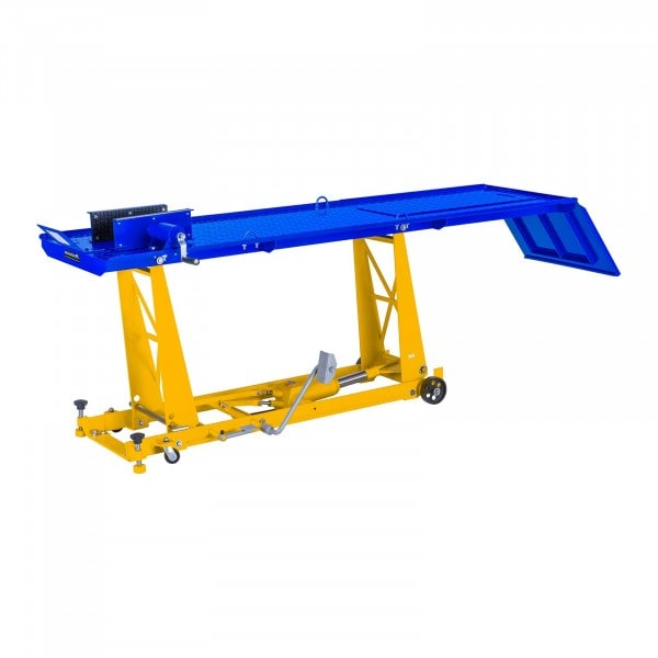 Motorcykellift - 450 kg - 220 x 68 cm