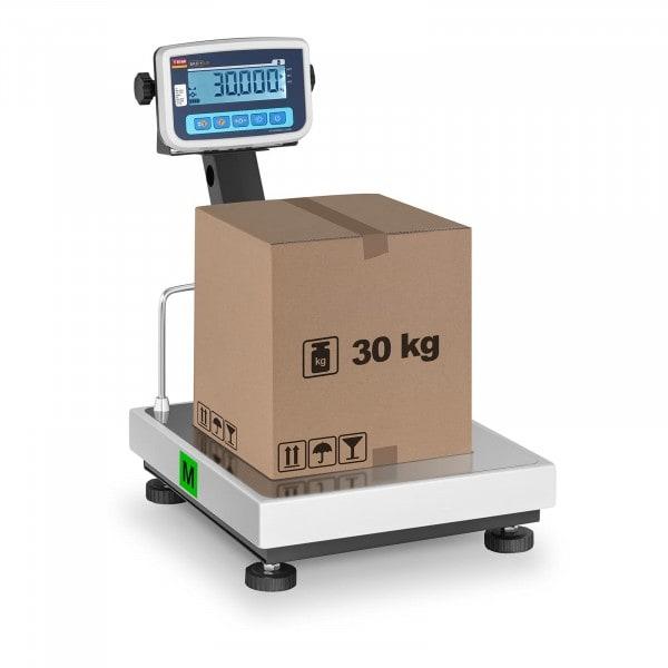 Brugt Industrivægt - certificeret - 30 kg / 10 g