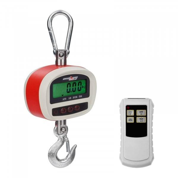 Brugt Kranvægt - 300 kg / 50 g- LCD
