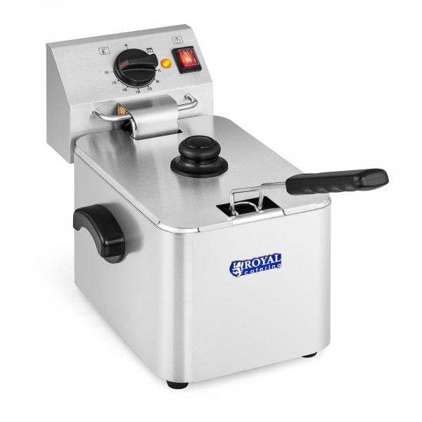 Frituregryde - 8 liter - EGO-termostat