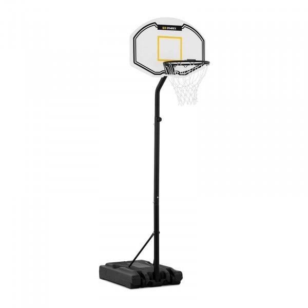 Brugt Basketkurv på stander - højdejusterbar - 190 til 260 cm