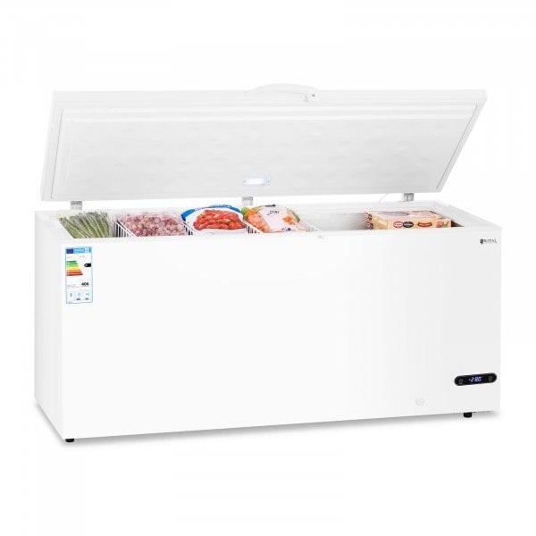 Brugt Kummefryser - 560 l - til -40 °C - kølemiddel R290