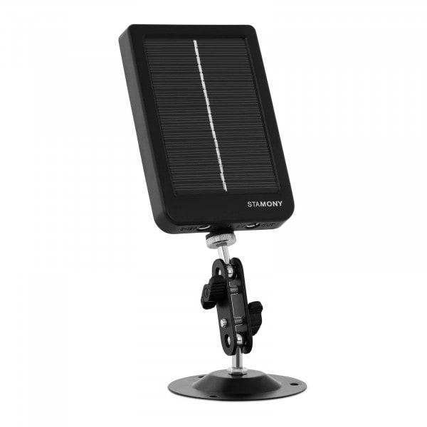 Brugt Solceller til vildtkamera - 7 V - inkl. tilbehør