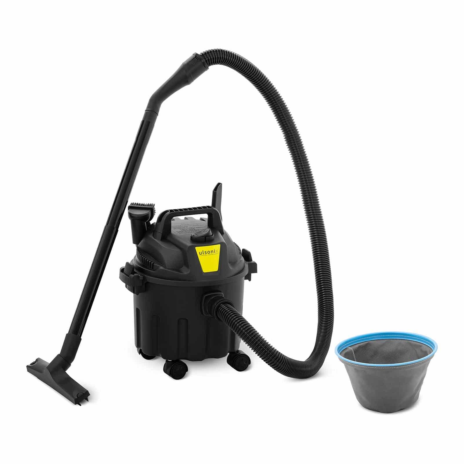 Våd-tør-støvsugere