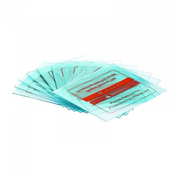 Brugt 10 glasskiver ydre - Metalator / BlackONE / Carbonic / Pokerface / Legend